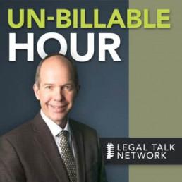 Un-Billable Hour Podcast Logo