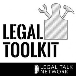 Legal Toolkit Podcast Logo