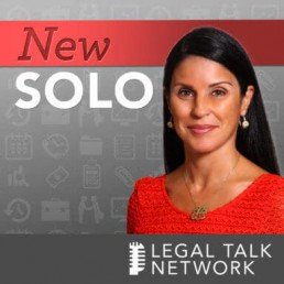 New Solo Podcast Logo