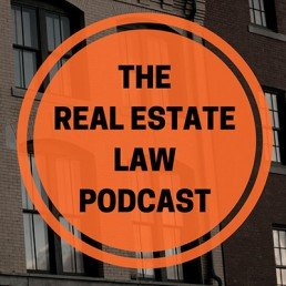 The Real Estate Law Podcast Logo